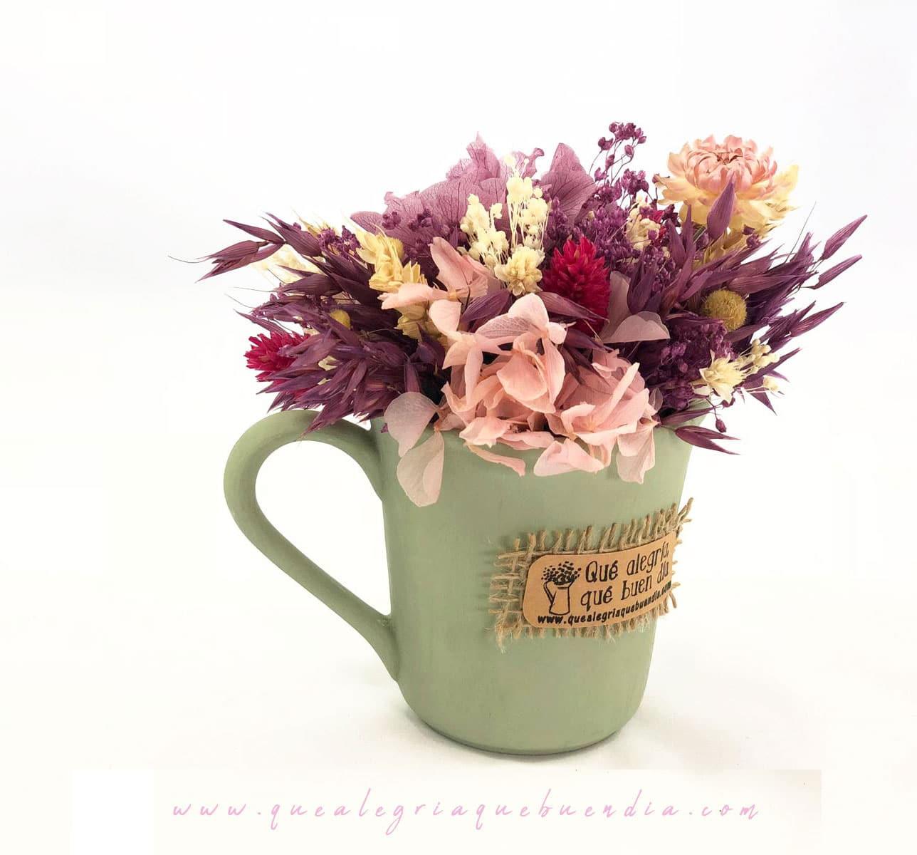 Centro De Flores Qué Alegría Qué Buen Día