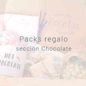 Pack Regalo Chocolate