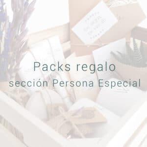 Pack Regalo Persona Especial