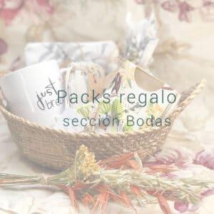 Pack Regalo Bodas