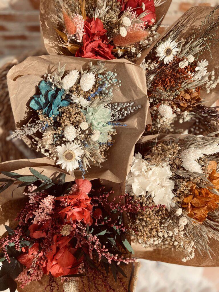 Ramito de Flores Preservadas varios ramitos