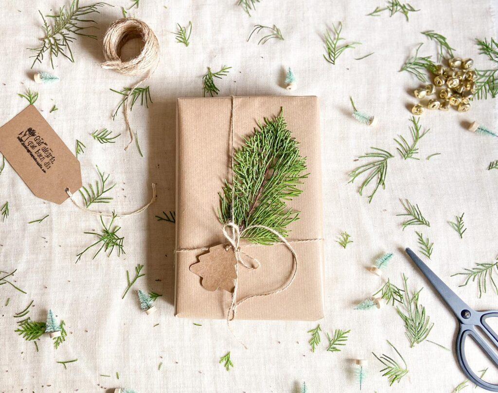 Ideas para envolver regalos de navidad parte 2