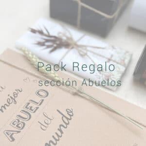 Pack Regalo Abuelos