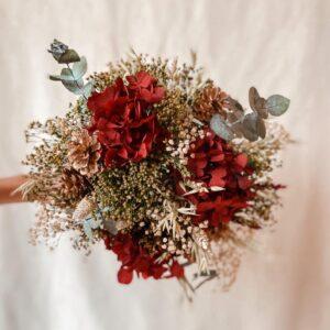 Centro de Flores Noel puedes elegirlo en dos tonalidades