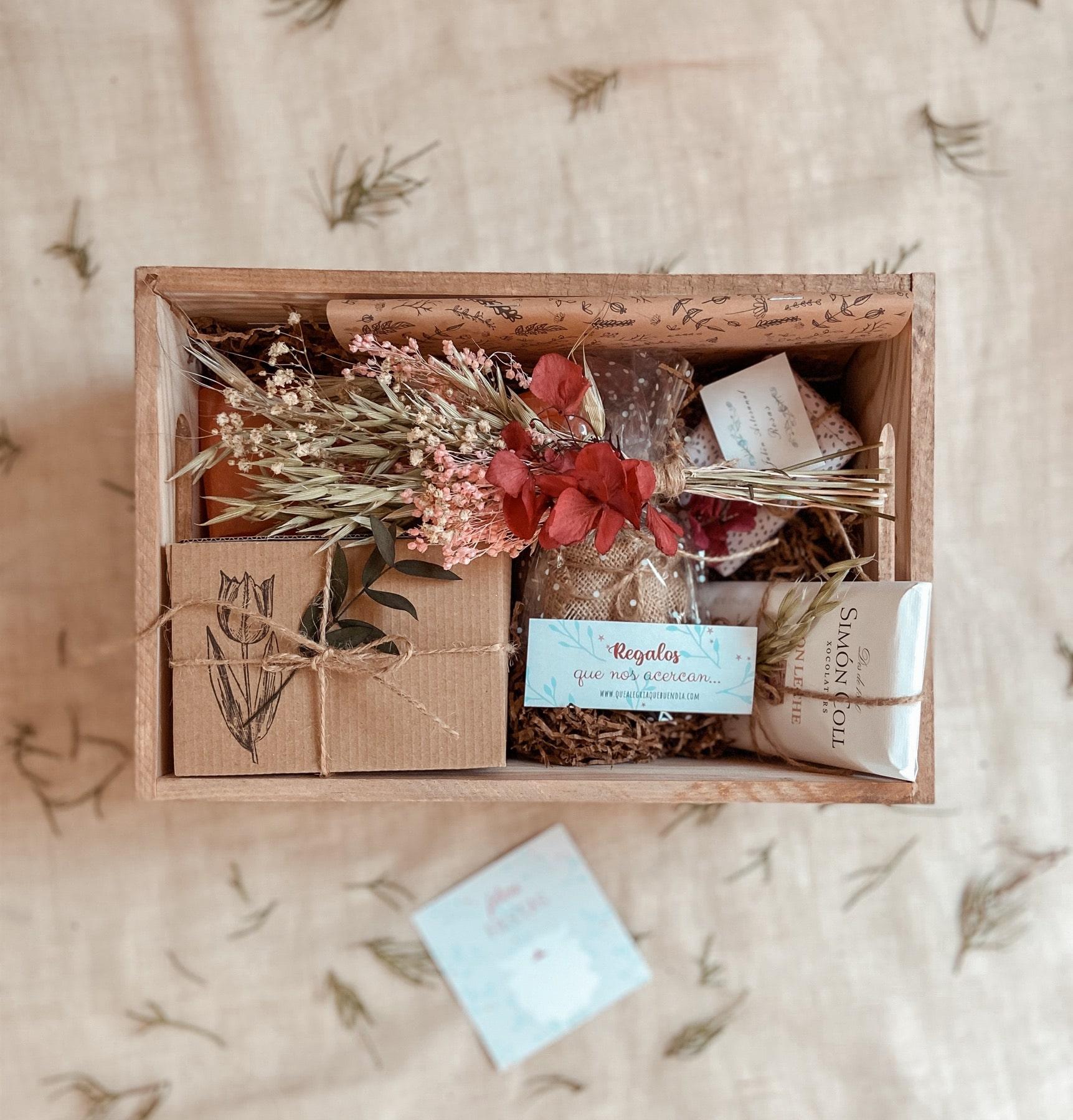 Estas navidades haz regalos que nos acerquen _ Pack regalo persona especial 2