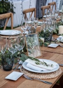 Ideas para una boda rústica_ Foto Pinterest_Yute