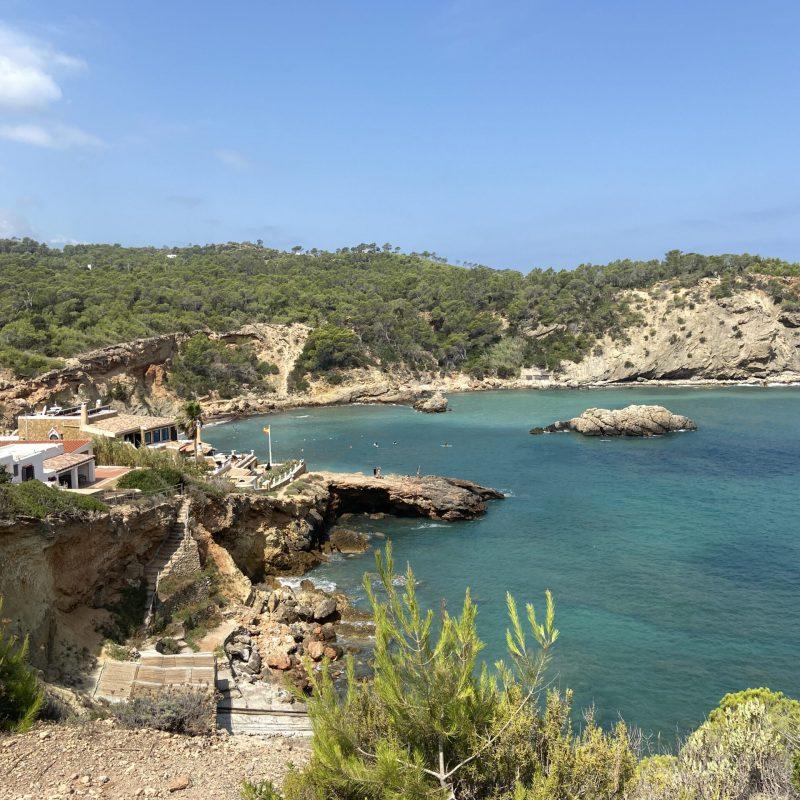 Cala Xarranco Ibiza