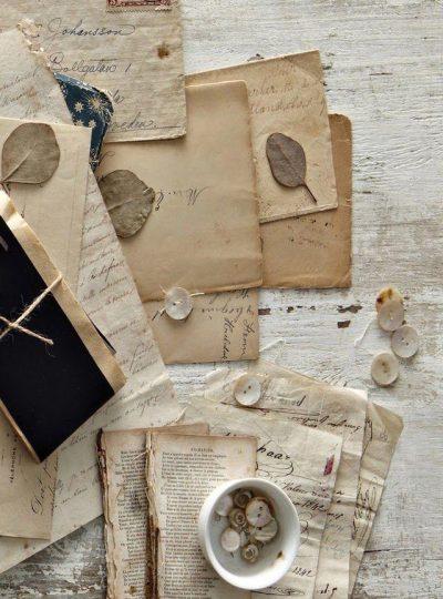 Escribe Cartas Cuarentena Foto de Pinterest
