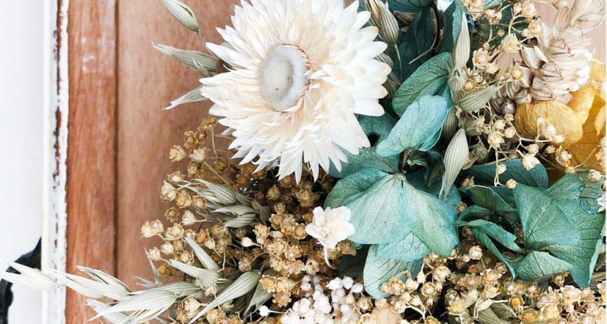 Centro de Flores_Regadera Flores Preservadas