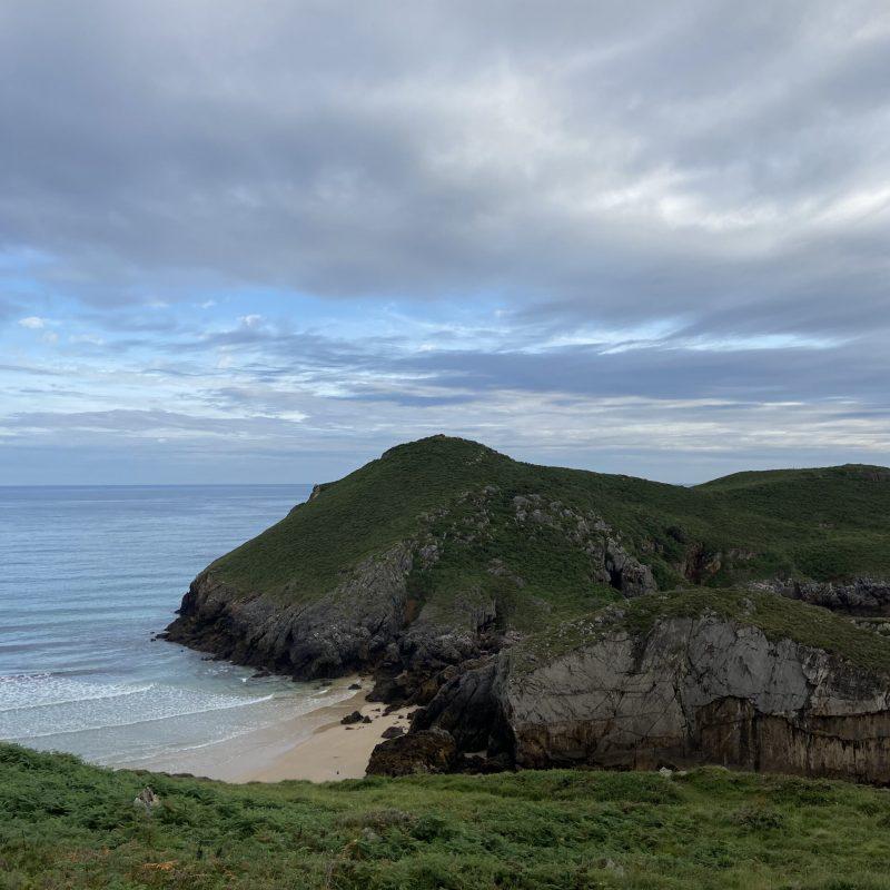 Playa de Celorio Asturias
