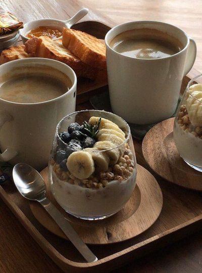 Desayuno Especial Cuarentena Foto de Pinterest
