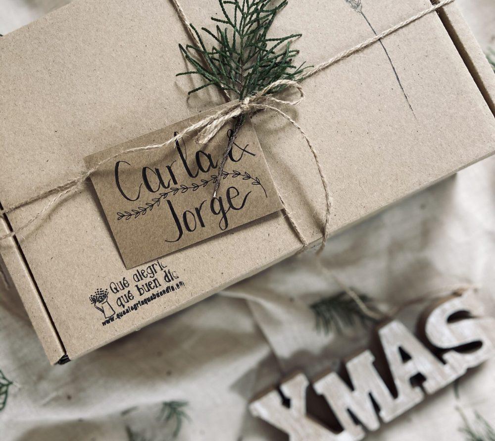 Estas navidades regalos que nos acercan