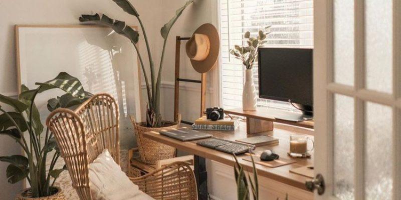 Ideas para decorar tu espacio de trabajo Pinterest