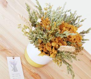 Pack Mama_Arreglo Floral Amarillo_ regalos perfectos para todos